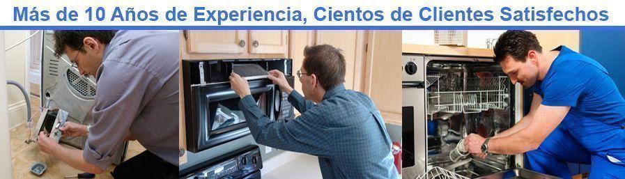 Servicio Técnico reparacion calentadores neveras lavadoras lavavajillas cocinas secadoras