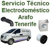 Servicio Tecnico AEG Arafo, Tenerife