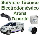 Servicio Técnico Calentadores, Frigorificos, Lavadoras, Lavavajillas, Tenerife