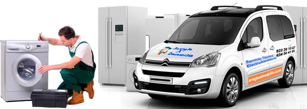 Servicio tecnico de neveras, lavadoras, calentadores secadoras, lavavajillas