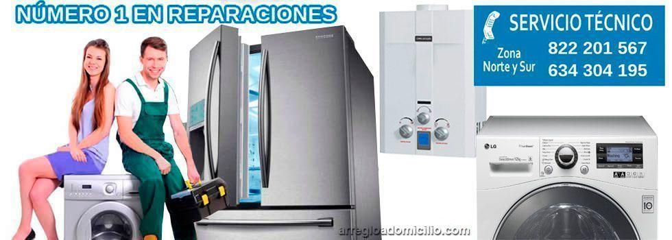 Servicio t cnico reparaci n de electrodom sticos tenerife for Tecnico de lavadoras tenerife
