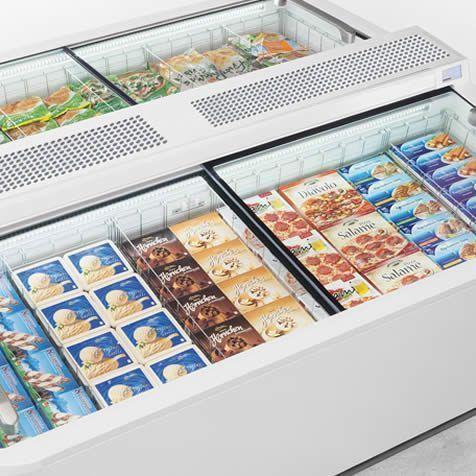 reparación cogeladores liebherr para supermercados