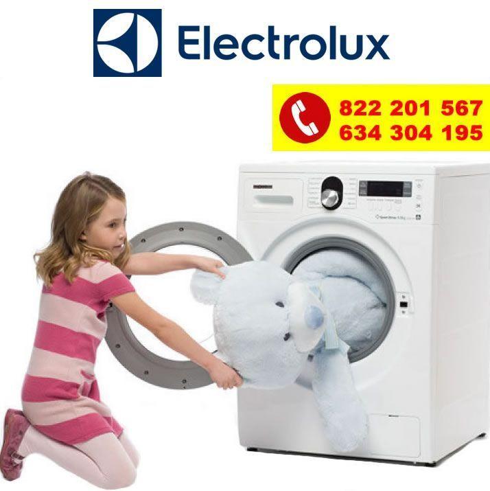 servicio tecnico y reparacion lavadoras electrolux tenerife