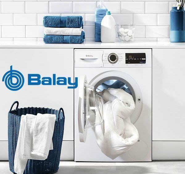 técnico reparación lavadoras Balay tenerife