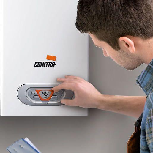 reparación calentadores a gas, termos, calderas eléctricas cointra en tenerife