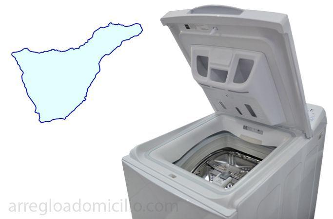 tecnico lavadora en tenerife sur