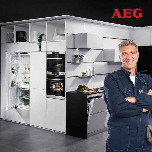reparacion lavavajillas, hornos y congeladores AEG Tenerife