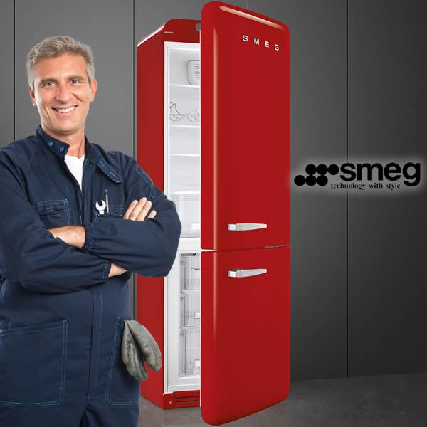 servicio técnico y reparación frigoríficos smeg en Tenerife
