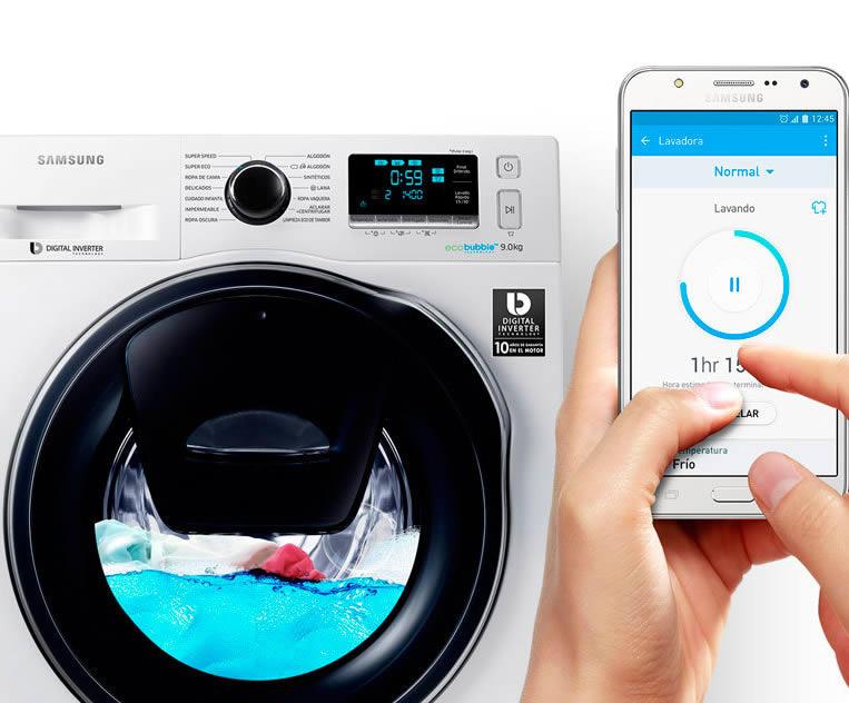 servicio tecnico y reparacion lavadoras inteligentes samsung en tenerife