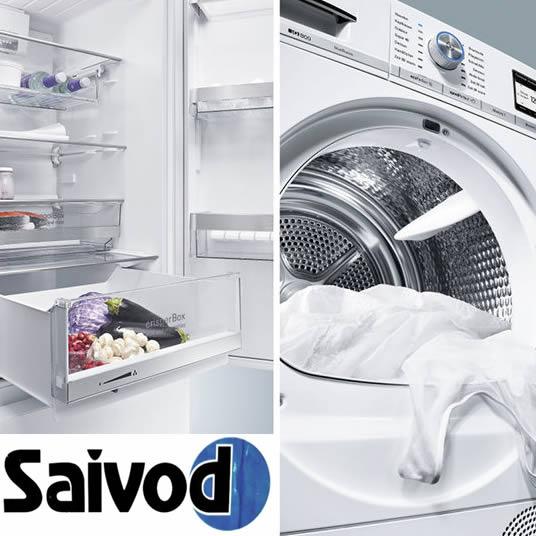 técnico lavadora y nevera Saivod en Tenerife