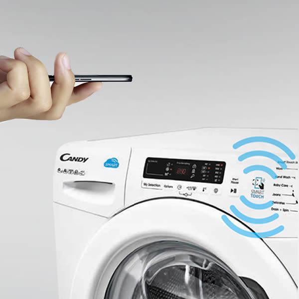 reparación lavadoras inteligentes Candy en Tenerife