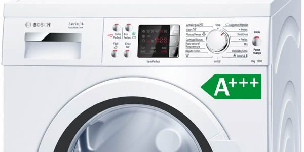 error e18 lavadora Bosch tecnico tenerife