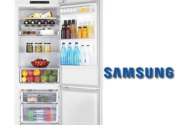 Reparación Frigoríficos combi Samsung en Tenerife