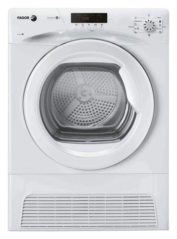 servicio tecnico secadora fagor