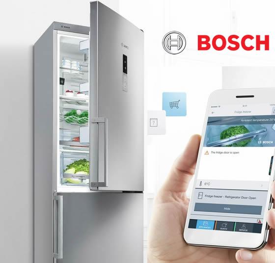 reparación frigoríficos Bosch inteligentes en Tenerife