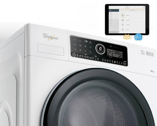 reparación lavadoras whirlpool inteligentes Tenerife
