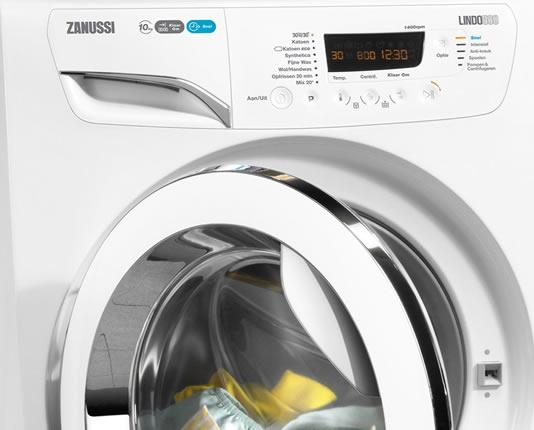 reparación lavadoras Zanussi inverter Tenerife