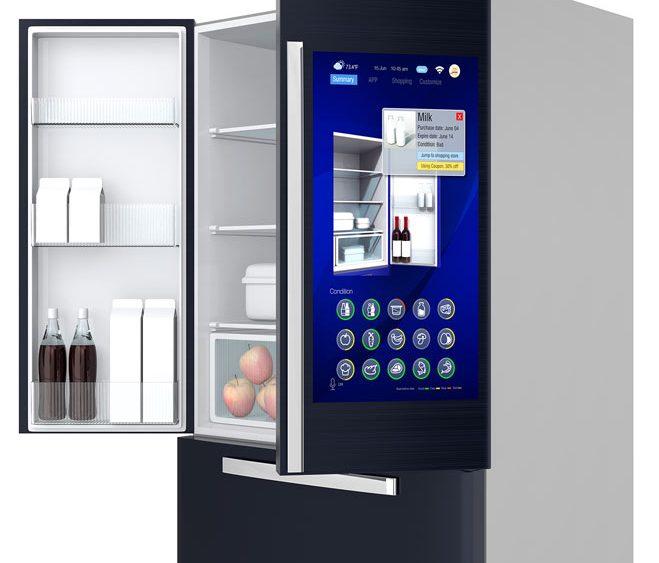 frigorificos inteligentes