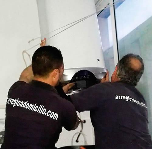 reparación calderas y termos junkers santa cruz tenerife