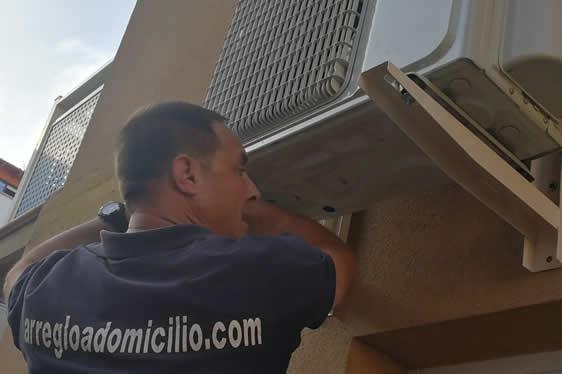 mantenimiento aire acondicionado Tenerife Sur