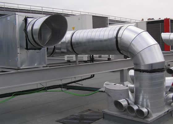 mantenimiento aire acondicionado comercial e industrial Tenerife Sur