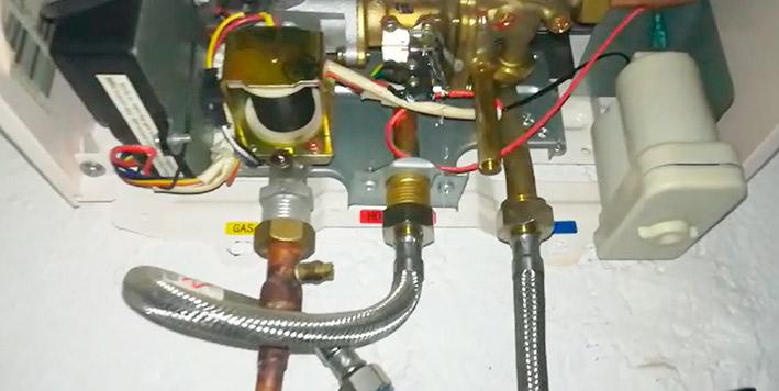 reparacion de calentadores electricos y gas Tenerife